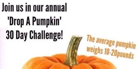 Drop a Pumpkin Challenge tickets
