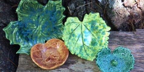 Clay Leaf Dish Class