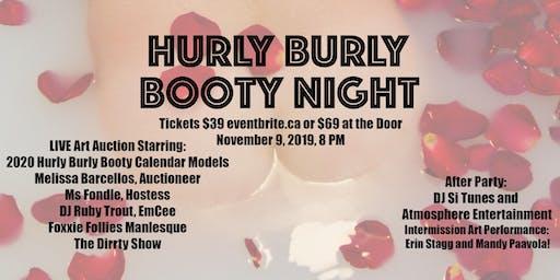 Hurly Burly Booty Night