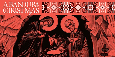 A Bandura Christmas tickets