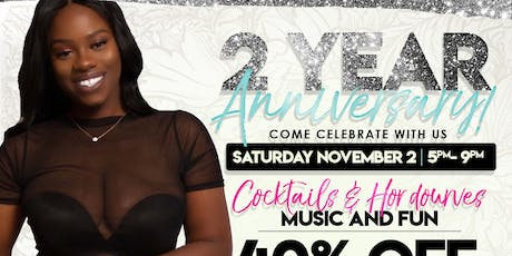 Beauty Lounge by Lex 2 Year Anniversary  tickets