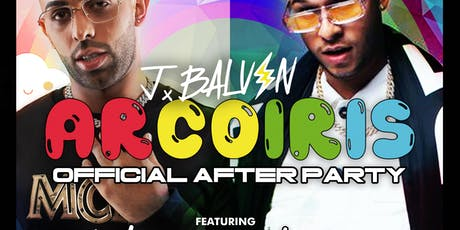 FLUXX Nightclub Presents The Official J Balvin After Party with tickets