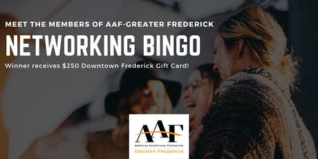 Networking Bingo [Members Only] tickets