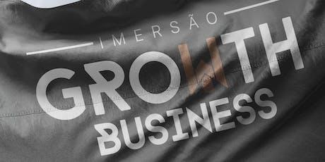 Imersão Growth Business - Revolucionando Negócios ingressos