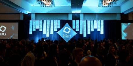 DECA U Provincials Registration tickets
