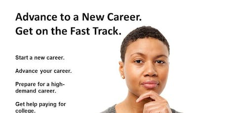 Fast Track Information Session tickets