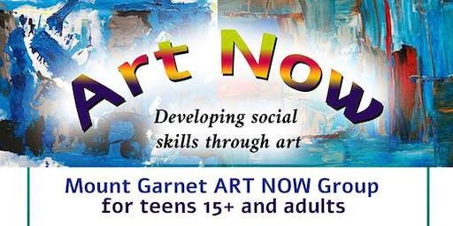 Art Now - Developing Social Skills through Art
