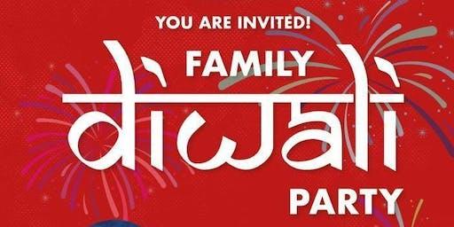 BAPS Wellingborough Family  Diwali Party