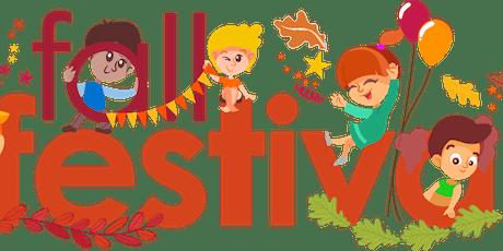 Glenwood PTA Annual Fall Festival advance ticket sales tickets
