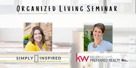 Organized Living Seminar tickets
