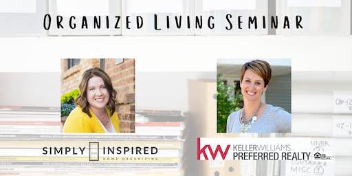 Organized Living Seminar