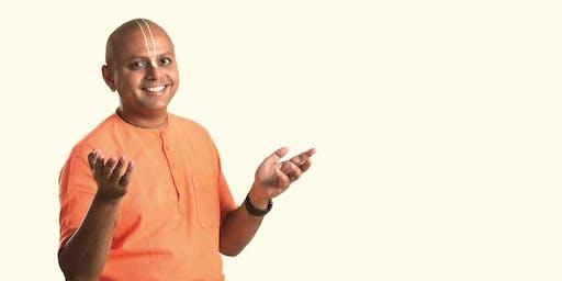 3 Secrets to Worry Free Life by Gaur Gopal Das
