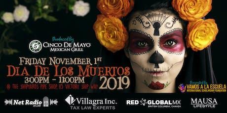 Dia De Los Muertos 2019 tickets