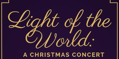 Light of the World: A Christmas Concert  tickets