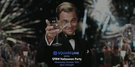 SFBW x Squarelink Halloween Party tickets