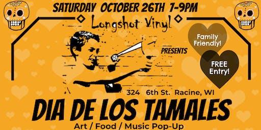 Dia de los Tamales: Art Food Music Pop-Up