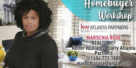 HOME BUYERS & HOME SELLERS WORKSHOP tickets