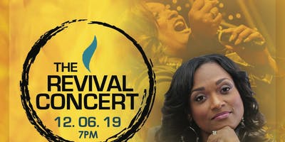 Vicki Farrie Ministries Present: THE REVIVAL CONCERT