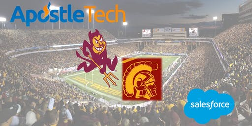 ApostleTech/Salesforce ASU vs. USC Event