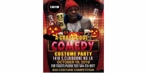 A Crazy , Cool, Comedy, Costume Party