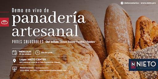 Prepare panes saludables al estilo francés