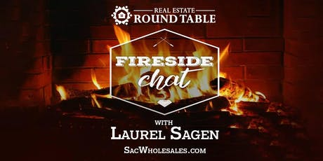 Fireside Chat with Laurel Sagen tickets