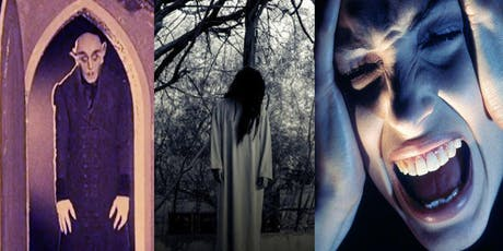 """Free Lecture Oct 24 """"History of Fear & Horror vs. Religious Beliefs & Spirituality"""" Dr R.  tickets"""