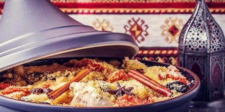 Moroccan Feast tickets