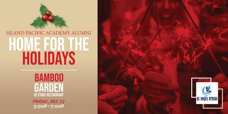 IPA Alumni: Home for the Holidays tickets