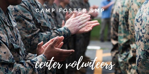 SMP 96 Center Volunteer (2000 - 0200)