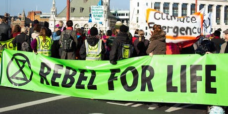 Debating London: is Extinction Rebellion disruption justified? tickets