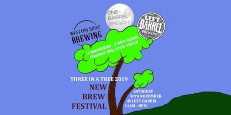 Three in a Tree 2019 - New Brew Festival tickets