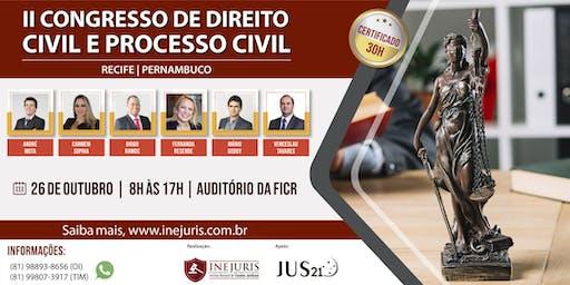 II Congresso de Direito Civil e Processo Civil