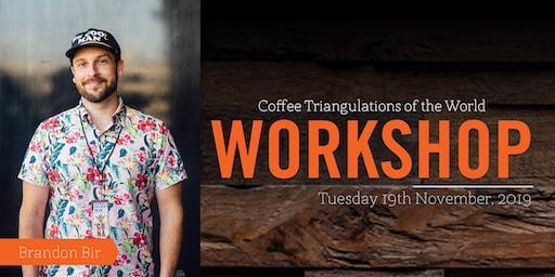 Brandon Bir - Coffee Triangulations of the World