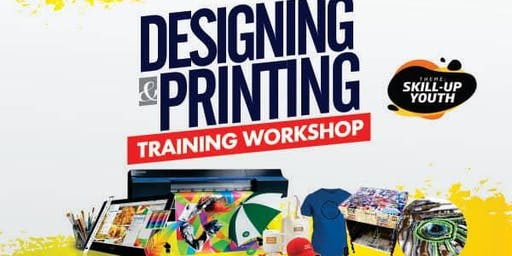 Skill-Up Youth! - Creative Designing (T-Shirt Printing)