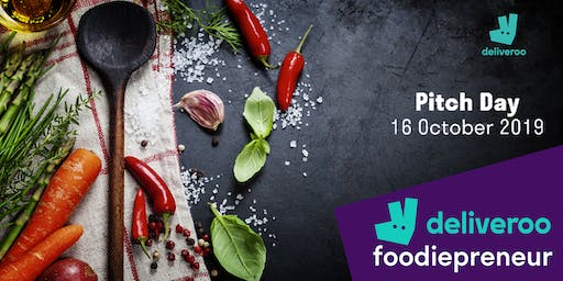 Deliveroo Foodiepreneur Pitch Day Party