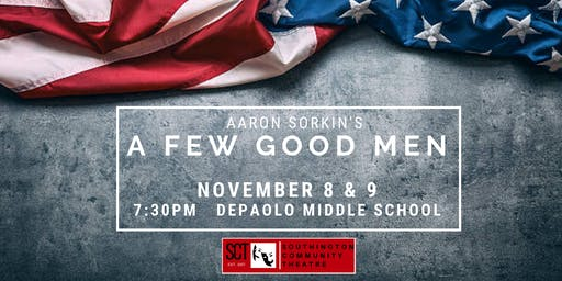 SCT Presents: A Few Good Men