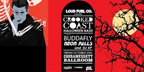 Loud Fuel Presents: Crooked Coast Halloween Bash tickets