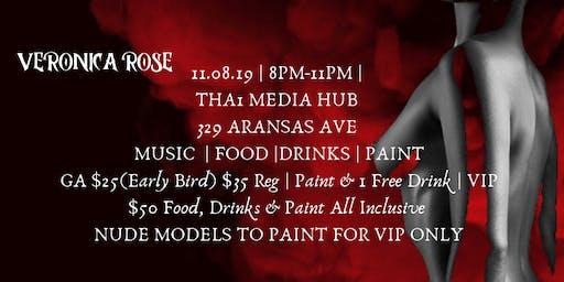 Pride-N-Paint Triple XXX Party