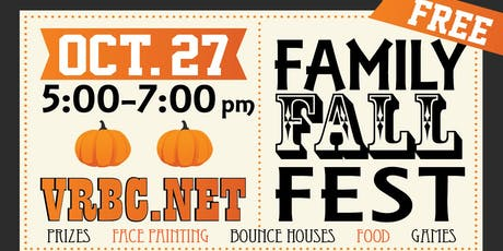 VRBC Fall Fest tickets
