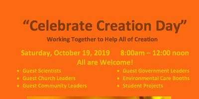 Care for Creation Day