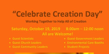 Care for Creation Day tickets