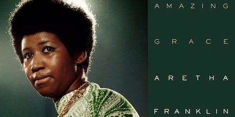 Senior Cinema Saturday: Aretha Franklin's Amazing Grace tickets