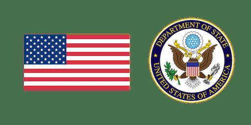 US Department of State Alumni Mixer