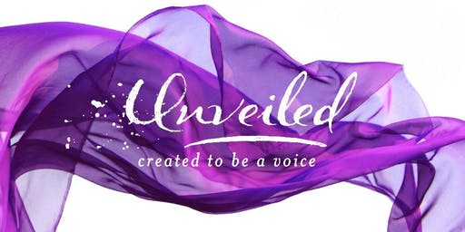 Created to be a Voice (a gathering of women living purposefully)