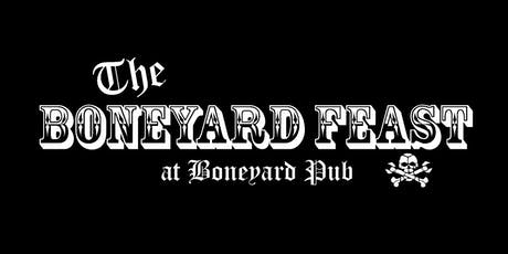 The Boneyard Feast tickets