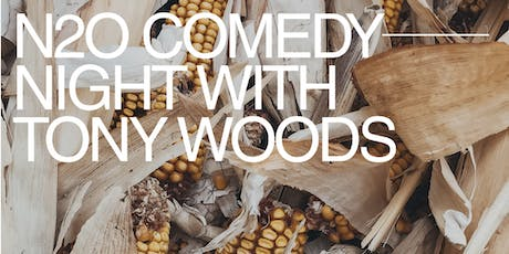 Tony Woods + Guests tickets