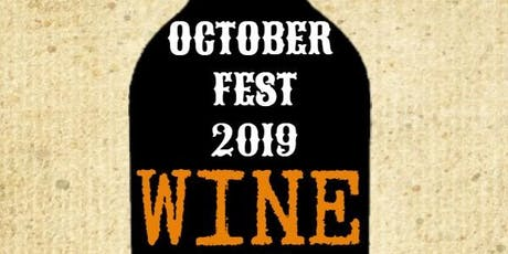 Octoberfest Wine Tasting at Yalaha Bakery tickets