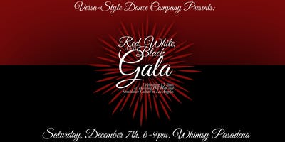 Versa-Style Dance Company Presents:  Red, White, and Black Gala