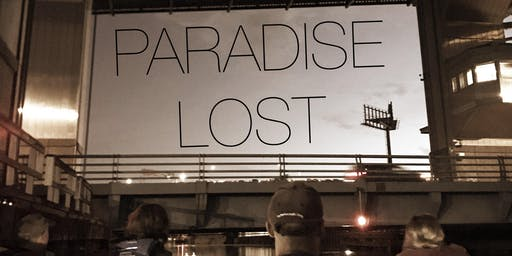 Canoe and Listen to A Declamation After Dark: Paradise Lost on the Gowanus